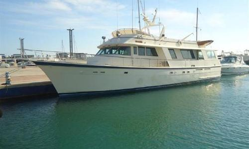 Image of Hatteras 85 for sale in Greece for €290,000 (£253,268) Greece
