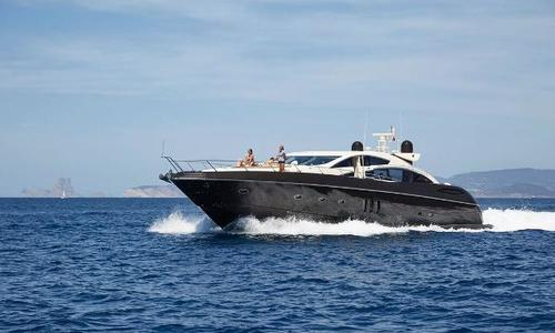 Image of Sunseeker Predator 82 for sale in Spain for €995,000 (£893,017) Spain