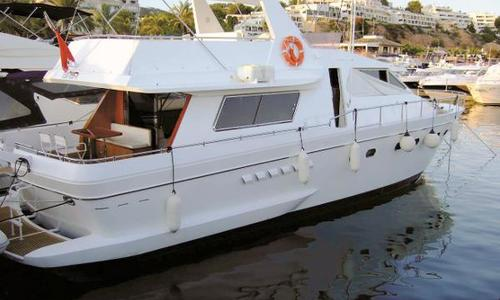 Image of Versilcraft 60 for sale in Spain for €120,000 (£105,792) Spain