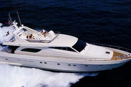 Ferretti 72 for sale in Spain for €525,000 (£468,704)