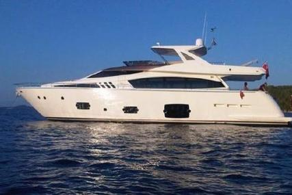 Ferretti 800 for sale in Turkey for €2,490,000 (£2,181,876)