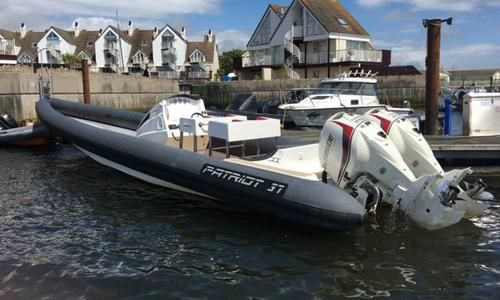 Image of Patriot 37 for sale in United Kingdom for £94,950 Christchurch, , United Kingdom