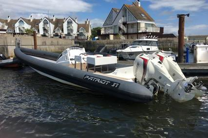 Patriot 37 for sale in United Kingdom for £94,950