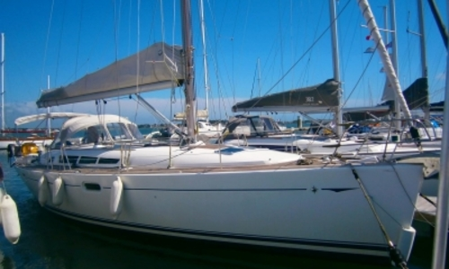 Image of Jeanneau Sun Odyssey 45 for sale in France for €140,000 (£123,424) LORIENT, France