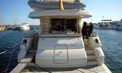 Image of Astondoa 72 for sale in Spain for €650,000 (£572,173) COSTA BLANCA, Spain