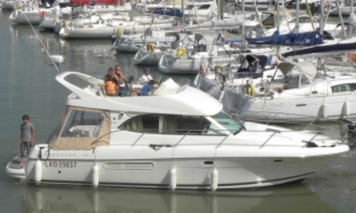 Image of Prestige 36 for sale in France for €129,000 (£113,050) LA ROCHELLE, France