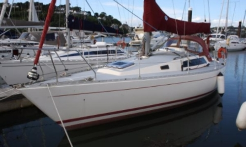 Image of Sigma 33 for sale in Ireland for €19,950 (£17,564) KINSALE, Ireland