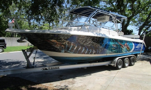 Image of Cobia 312 Sport Cabin for sale in United States of America for $63,000 (£46,850) Jacksonville, Florida, United States of America