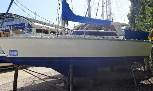 Image of Jeanneau Fantasia 27 Lift Keel for sale in United Kingdom for £9,995 Marchwood, United Kingdom