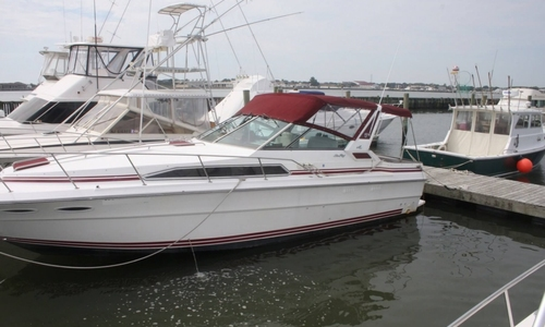 Image of Sea Ray 340 Sundancer for sale in United States of America for $24,500 (£17,494) Cape May, New Jersey, United States of America
