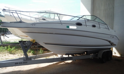 Image of Sea Ray 250 Sundancer for sale in United States of America for $16,990 (£12,635) Pensacola, Florida, United States of America