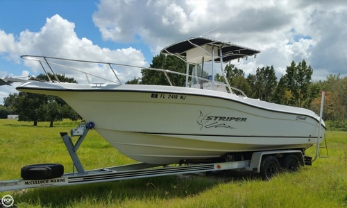 Image of Seaswirl 2301 CC Striper for sale in United States of America for $20,000 (£14,873) Wauchula, Florida, United States of America