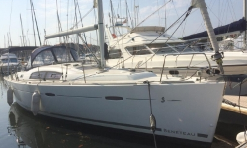 Image of Beneteau Oceanis 40 Shallow Draft for sale in France for €119,000 (£104,238) CAPBRETON, France