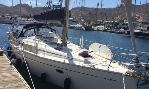 Image of Bavaria 42 Trans Ocean Cruiser for sale in Spain for €115,000 (£103,065) Spain