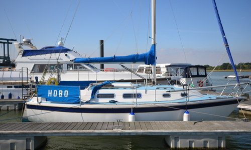 Image of Westerly Griffon for sale in United Kingdom for £10,950 Boats.co. HQ, Essex Marina, United Kingdom