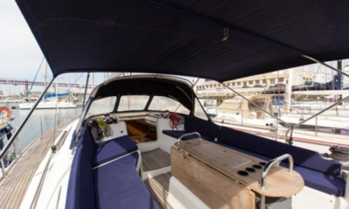 Image of Jeanneau Sun Odyssey 50 DS for sale in Portugal for €210,000 (£185,740) LISBON, Portugal
