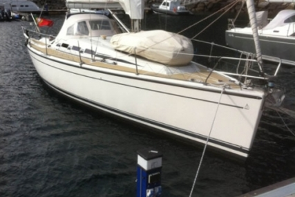 Dehler 39 for sale in Portugal for €98,000 (£85,845)