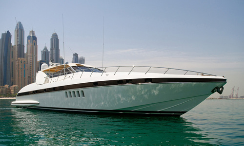 Image of Mangusta 80 Open for sale in United Arab Emirates for $735,000 (£527,718) Dubai, United Arab Emirates