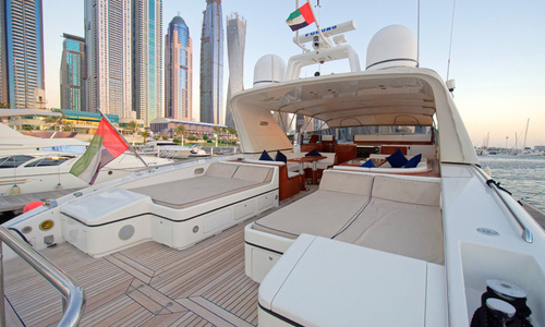 Image of Mangusta 80 Open for sale in United Arab Emirates for $735,000 (£564,863) Dubai, United Arab Emirates