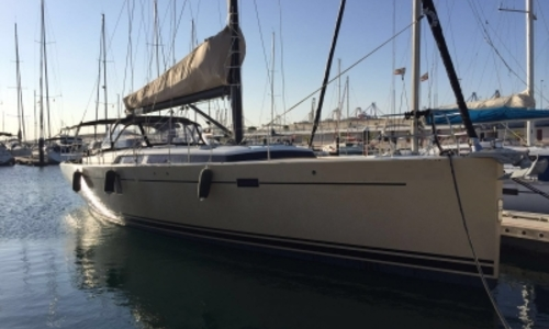 Image of Hanse HANSE 495 for sale in Spain for €310,000 (£274,940) COSTA BLANCA, Spain