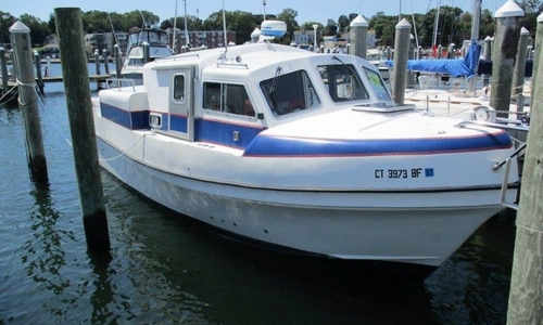 Image of Gaski 30 Pilothouse for sale in United States of America for $39,995 (£29,878) New London, Connecticut, United States of America