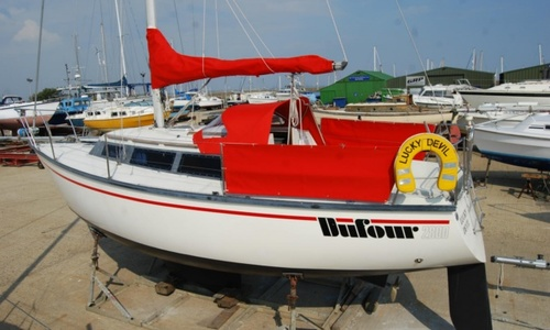 Image of Dufour 2800 for sale in United Kingdom for £12,500 Walton on the Naze, Essex, United Kingdom