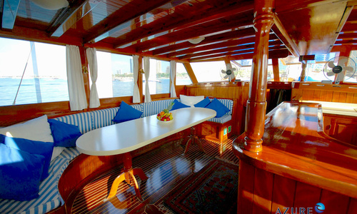 Image of Turkish Gulet 25m for sale in United Arab Emirates for AED1,500,000 (£329,731) United Arab Emirates