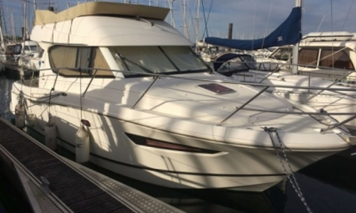 Image of Jeanneau Merry Fisher 10 for sale in France for €80,000 (£71,369) LA ROCHELLE, France