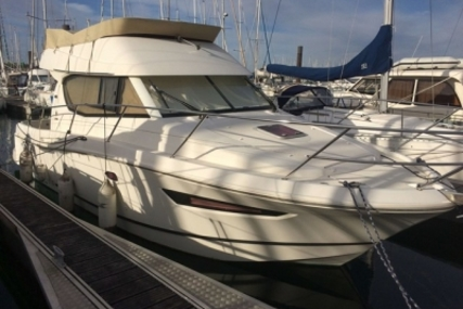 Jeanneau Merry Fisher 10 for sale in France for €80,000 (£71,425)
