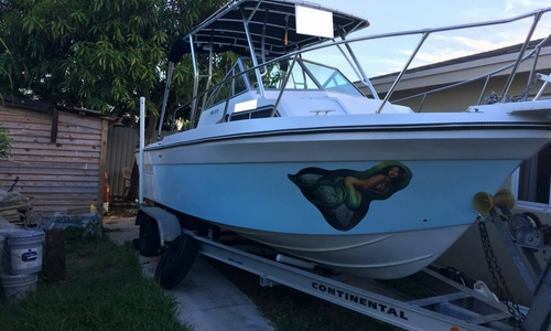 Image of Sportcraft 222 Fishmaster WAC for sale in United States of America for $12,000 (£8,613) Miami, Florida, United States of America