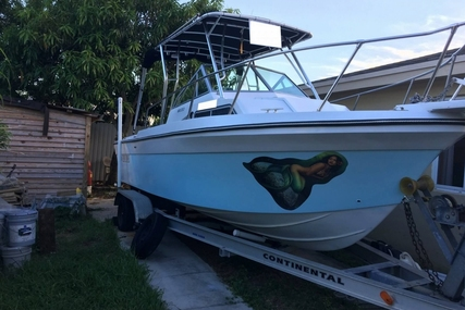 Sportcraft 222 Fishmaster WAC for sale in United States of America for $12,000 (£8,543)