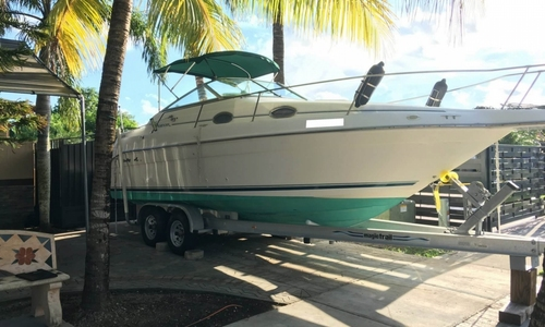 Image of Sea Ray 250 Sundancer for sale in United States of America for $20,000 (£15,013) Homestead, Florida, United States of America