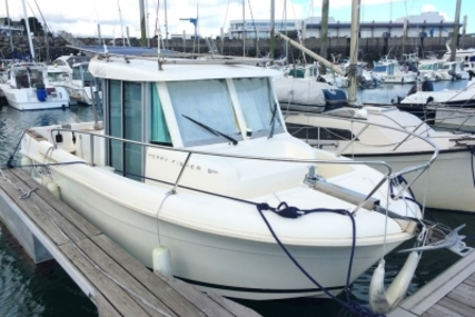 Jeanneau Merry Fisher 655 Marlin for sale in France for €26,500 (£23,750)