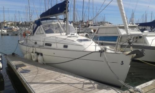 Image of Beneteau Oceanis 36 CC for sale in France for €58,000 (£51,176) MORBIHAN, France