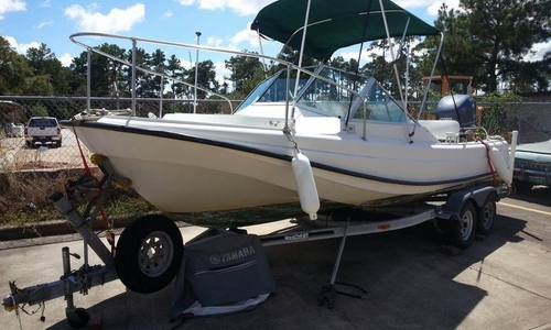 Image of Boston Whaler 21 Revenge for sale in United States of America for $22,500 (£16,234) Kingwood, Texas, United States of America