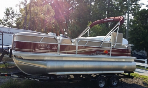 Image of Sun Tracker Party Barge 22 XP3 for sale in United States of America for $23,900 (£18,087) Myrtle Beach, South Carolina, United States of America