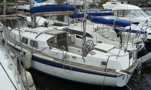 Image of Westerly Ketch 33 for sale in Bulgaria for €26,000 (£22,757) Varna, Bulgaria