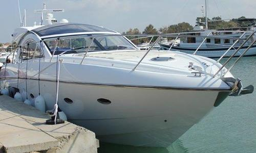 Image of SUNSEEKER Portofino 48 for sale in Greece for €455,000 (£404,772) Greece