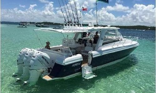 Image of Intrepid 390 Sport Yacht for sale in United States of America for $475,000 (£359,467) Jensen Beach, FL, United States of America