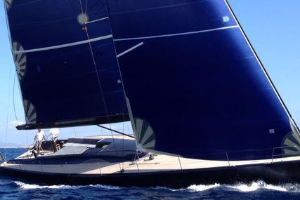 Maxi Brenta 65 for sale in Italy for €950,000 (£837,661)