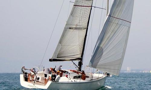 Image of SLY YACHTS Sly 42 for sale in Italy for €190,000 (£169,489) Toscana, , Italy