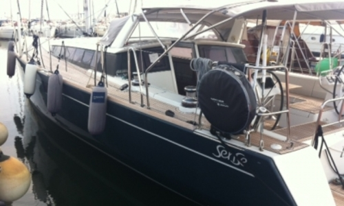 Image of Beneteau Sense 55 for sale in Spain for €540,000 (£476,232) VALENCIA, Spain