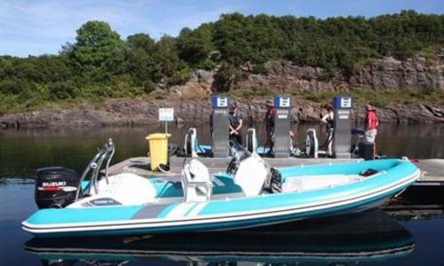 Image of Cobra Ribs Nautique 7.55m for sale in United Kingdom for £29,950 United Kingdom
