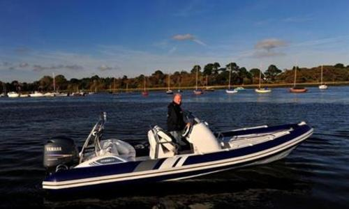 Image of Cobra Ribs Nautique 6.6m for sale in United Kingdom for £39,995 United Kingdom