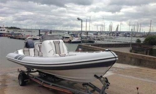 Image of Cobra Ribs Nautique 6.6m for sale in United Kingdom for £42,995 United Kingdom
