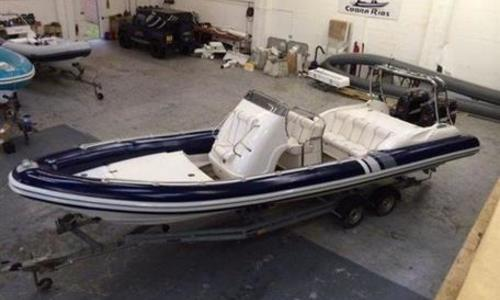 Image of Cobra Ribs Nautique 8.6m for sale in United Kingdom for £45,000 United Kingdom
