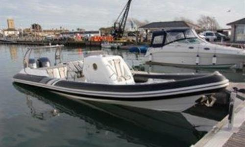 Image of Cobra Ribs Nautique 9.0m for sale in United Kingdom for £69,995 United Kingdom
