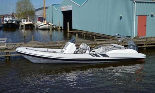 Image of Cobra Ribs Nautique 8.6m for sale in United Kingdom for £79,995 United Kingdom
