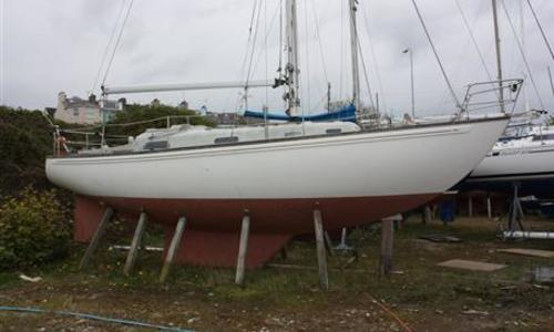 Image of Rival Yachts Rival 32 Mark 2 for sale in United Kingdom for £8,000 Holyhead, Anglesey, North Wales, United Kingdom