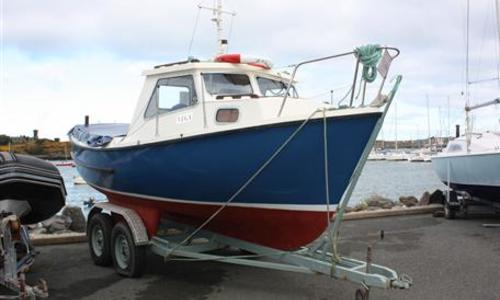 Image of Trusty Marine Trusty 21 for sale in United Kingdom for £6,999 Holyhead, Anglesey, Wales, United Kingdom